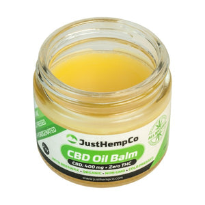 CBD OIL BALM 400MG
