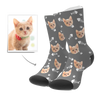 Custom Cat Socks - GesichtSocken