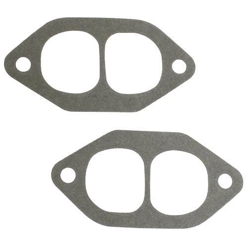 STAGE 1 MATCH PORTED INTAKE GASKETS, CYLINDER HEADS/MANIFOLDS, PAIR