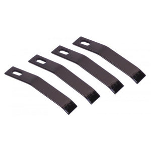HEAT SHIELD MOUNT TABS (4)