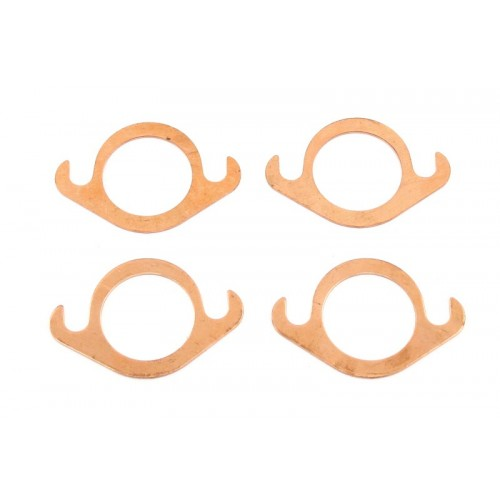 "1 1/2""COPPR SLIP EXHAUST GASKETS SET OF 4 00-3388-0"