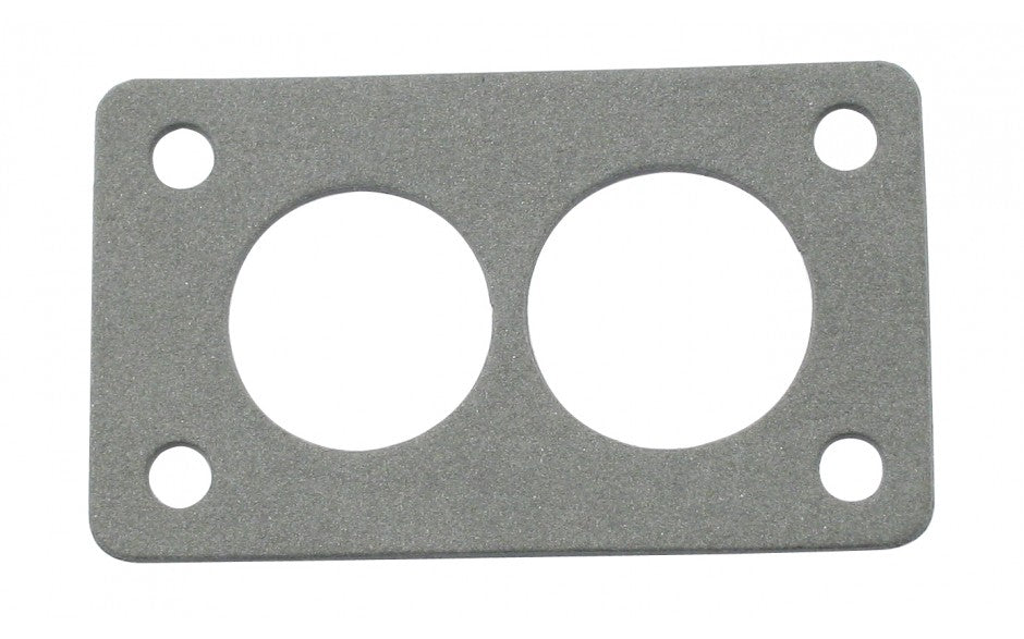 HOLLEY/WEBER DFV CARBURETOR BASE GASKETS ISOLATED TYPE, PAIR