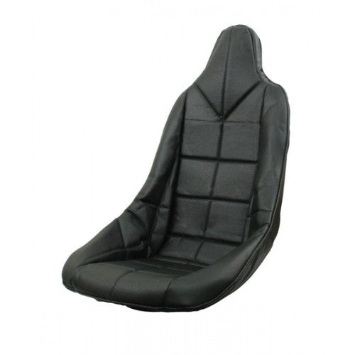 SEATCOVER FOR 3040, BLACK SQUARE