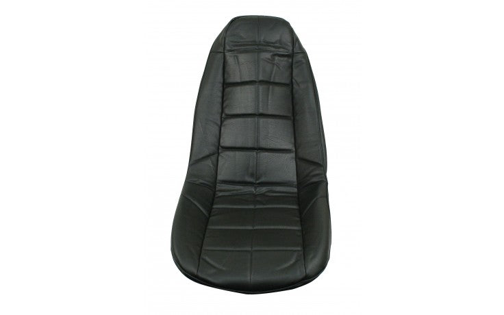 LAYBACK SEAT COVER, BLACK