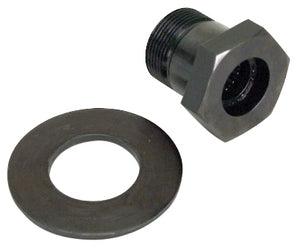 GLAND NUT & WASHER