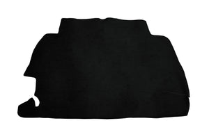 BLACK 1 PIECE TRUNK CARPET KIT VW BUG / BEETLE 1968-1978
