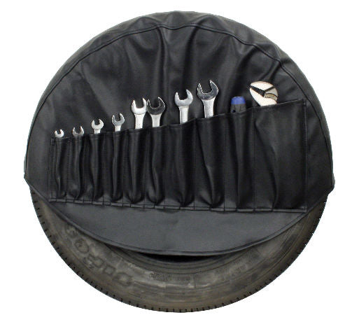 SPARE TIRE COVER/TOOL BAG