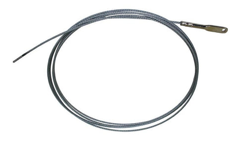 THROTTLE CABLE ONLY, 16 FT