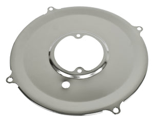 CHROME ALTERNATOR/GENERATOR BACKING PLATE
