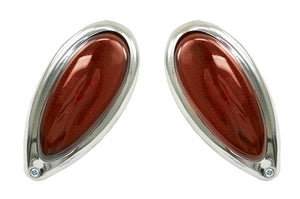 TEARDROP TAIL LIGHT WITH RED LENS, DUAL FILAMENT 12 VOLT BULB, PAIR