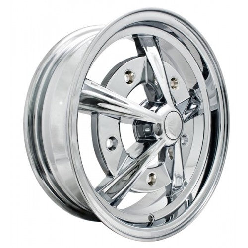 RAIDER CHROME WHEEL 17X7 / 5X205
