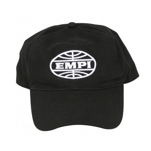 EMPI DLX HAT LOW CROWN,BLACK