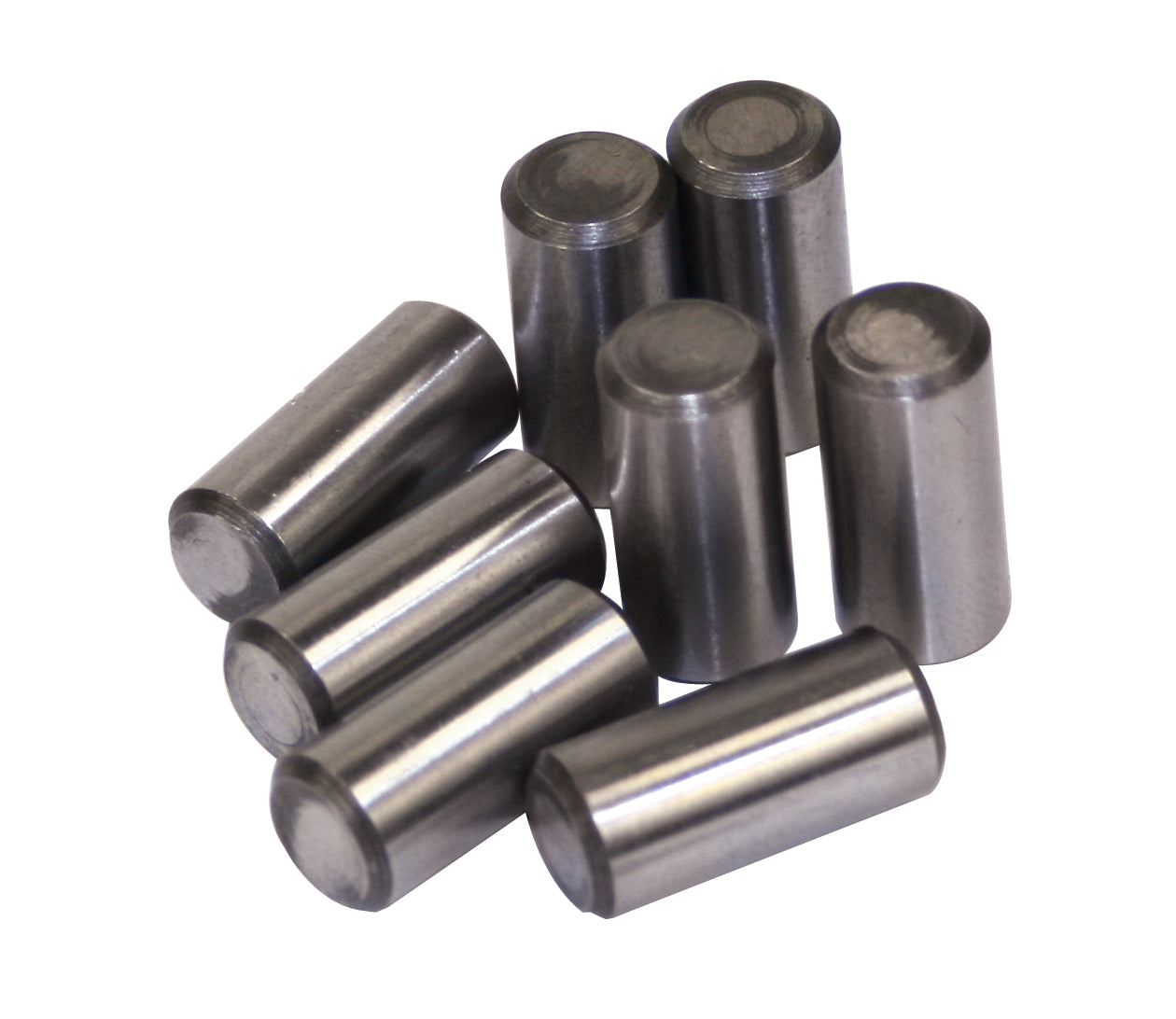 CRANKSHAFT DOWEL PINS 8MM, 1600CC AIR-COOLED VW ENGINE, SET 8