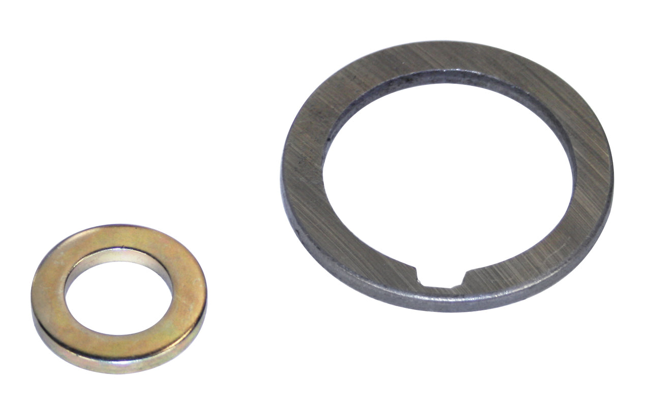 SPACERS FOR BOLT-IN TYPE SAND-SEAL CRANKSHAFT PULLEYS