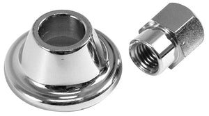CHROME GEN. NUT & SPACER