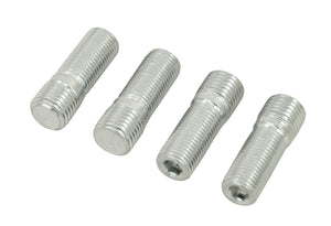 WHEEL STUDS KIT, 14mm, (4 PC SET)