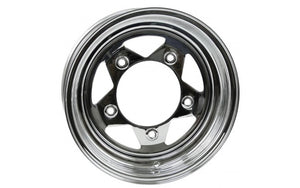 "CHROME SPOKE 5 LUG, 5"" WIDE"
