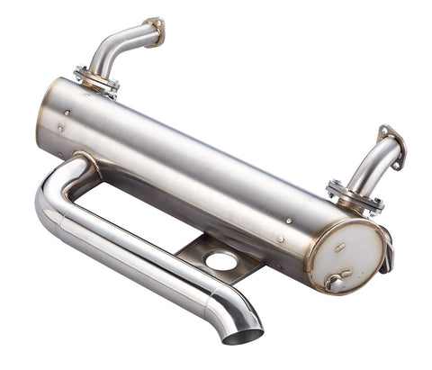SUPERFLOW 1956~1977 EXTREME LOWERED VW BUG MUFFLER