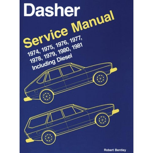TECH BOOK DASHER 1974-81