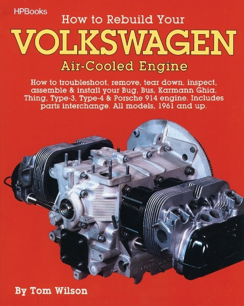HOW TO REBUILD VW ENGINE