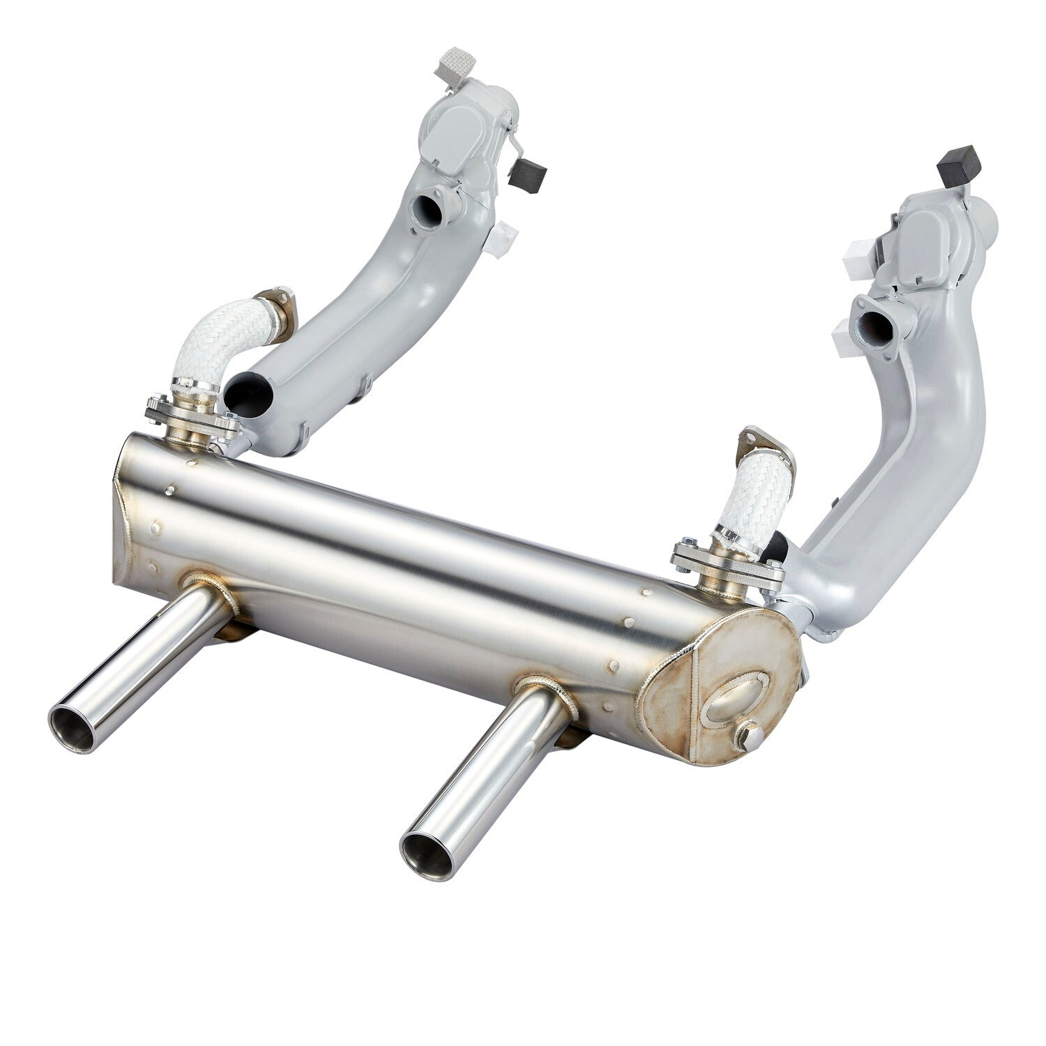 VW BUG SS143 Super Sport EXHAUST SYSTEM 50/35