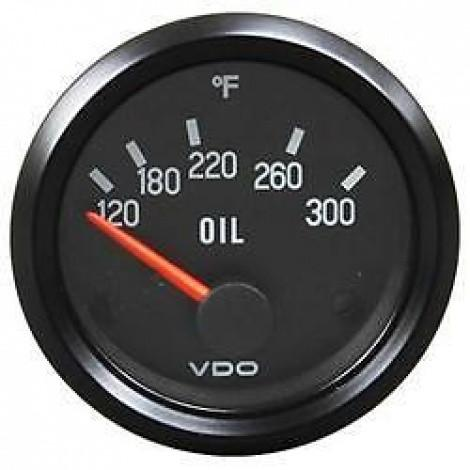 TEMP GAUGE, 300 DEG, OIL