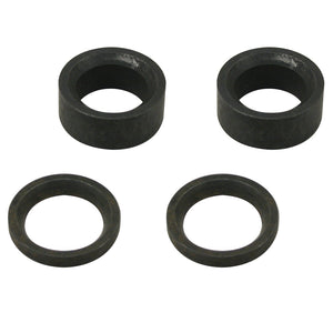 VW SWING AXLE SPACER SET 15.40MM WIDE & 6.35MM WIDE, 4PC KIT