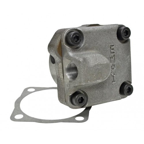 HEAVY DUTY OIL PUMP FULL FLOW STEEL COVER / 71 ON