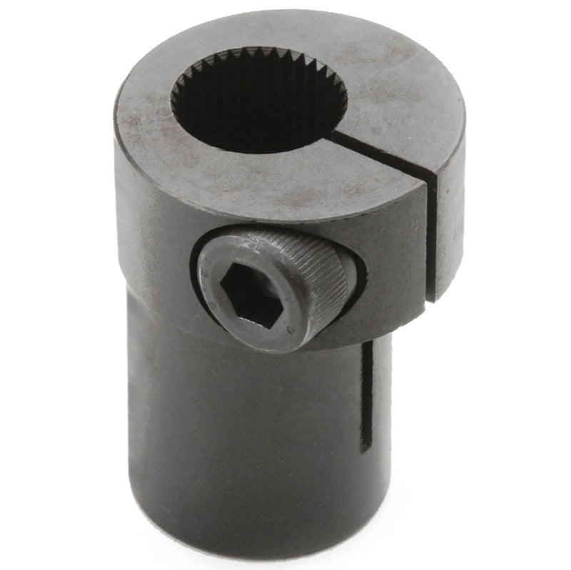 "PINCH COUPLER FOR STEERING SHAFTS OR RACK & PINIONS-5/8""-36 SPLINE"