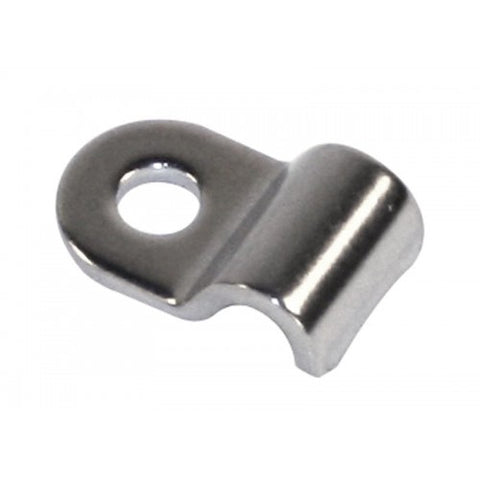 STAINLESS CLAMP 1/4in LINE (4)