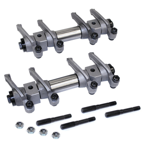 1.40 RATIO ROCKER ARMS, BUSHING STYLE, COMPLETE SET WITH HARDWARE