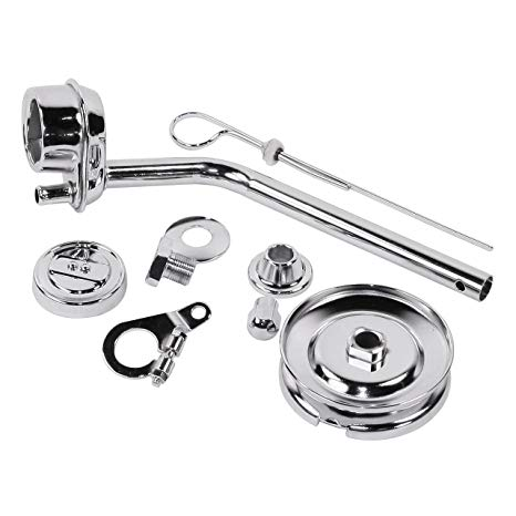 DELUXE CHROME VW AIRCOOLED ENGINE DRESS UP KIT