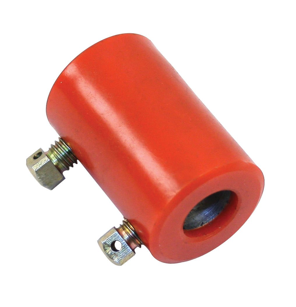 URETHANE SHIFT COUPLER, EARLY STYLE VW BUG 1949-67