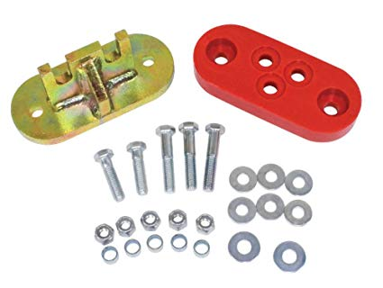 EARLY TRANSMISSION MOUNT ADAPTER KIT TO 1973-ON 3 BOLT NOSE CONE