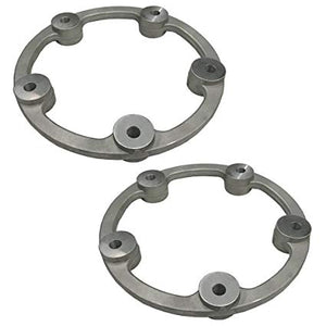 "ALUMINUM 1"" THICK WHEEL SPACER FOR 5X205 LUG BOLT PATTERN,PAIR"