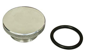 BILLET BREATHER CAP,POLISHED