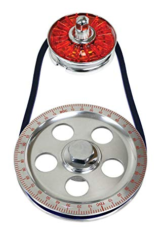 STANDARD SIZE RED PULLEY KIT W/RED COVER