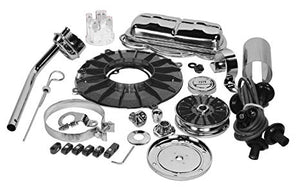 SUPER DELUXE ENGINE KIT,CLEAR