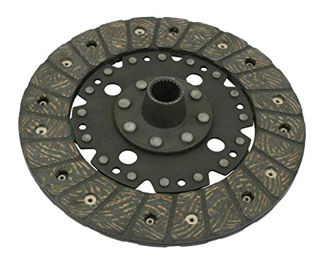 "SUPER DUTY 200MM/8"" SPRING CENTER CLUTCH DISC VW SPLINE HOLE"