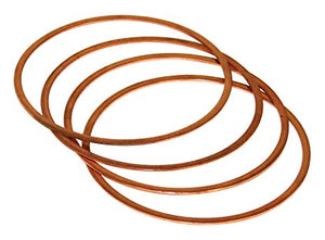 COPPER HEAD GASKETS 94MM PISTONS .040 THICK SET OF 4