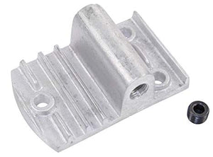 STOCK OIL COOLER BLOCK OFF FOR AIR-COOLED VW ENGINES