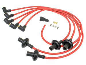 MEGAVOLT SIL WIRE 8MM RED 90