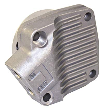FILTER FLOW HI VOLUME OIL PUMP FOR DISHED CAM VW ENGINES