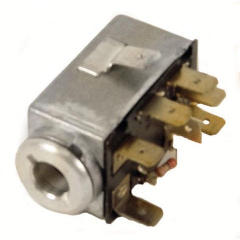 Flasher Switch 7 Prong VW Type 1 Bug & Ghia 68-73