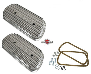 RACING VALVE COVERS - VW BUG DUNE BUGGY SANDRAIL PAIR