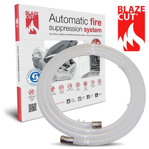 Blazecut Fire Suppression System T-Series 9 Ft.
