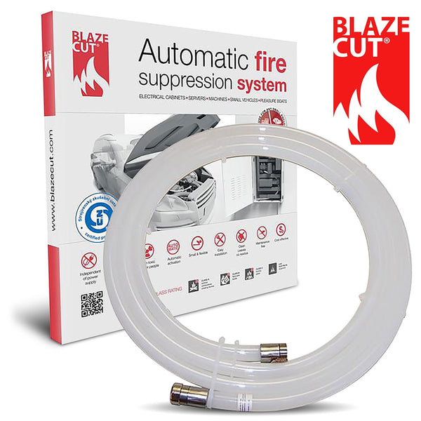 Blazecut Fire Suppression System T-Series 6 Ft.