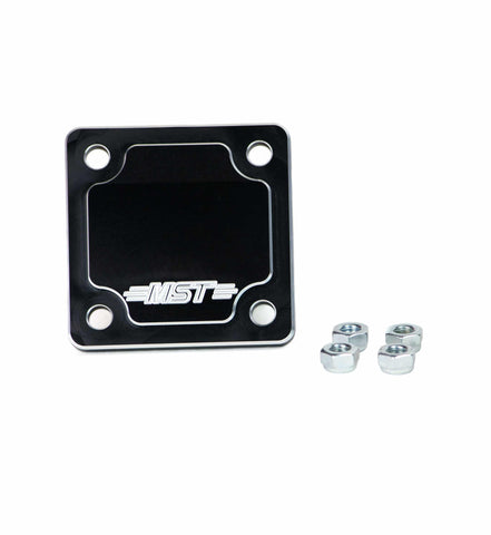 MST Oil Pump Cover Plate Black