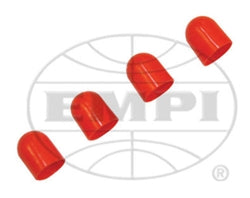 "VDO LIGHT DIFFUSER – RED, 11/32"", (4 PCS)"