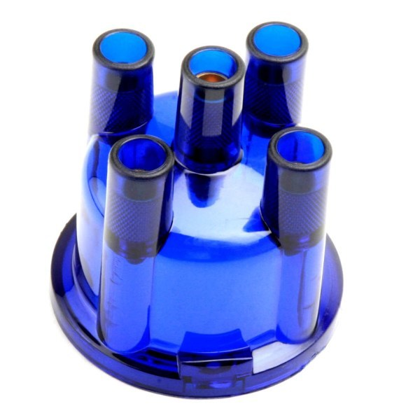 DISTRIBUTOR CAP FOR .009, BLUE